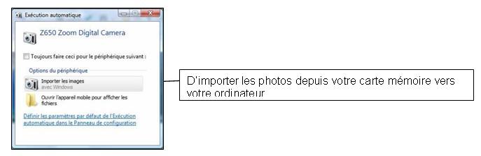 La gestion des photos numériques avec Windows7