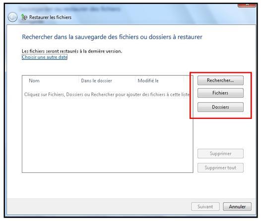 Restaurer Windows   Ef Bf Bd Partir D Une Image