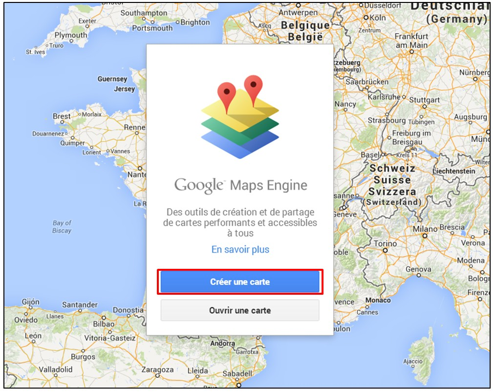 Creer Une Carte Google Maps A Partir Dune Liste Dadresses