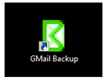 03 - Sauvegarder sa messagerie Gmail avec Gmail Backup - icone Gmail backup