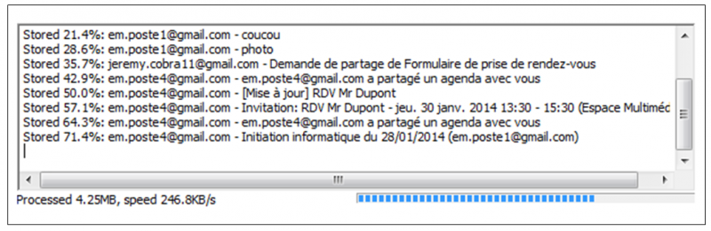 07 - Sauvegarder sa messagerie Gmail avec Gmail Backup - sauvegarder ses mail avec Gmail backup