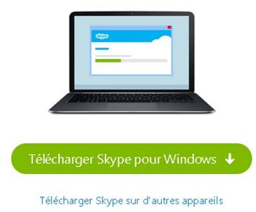 09 - Skype communiquez gratuitement avec vos contacts - fin de l inscription bonjour et bienvenue