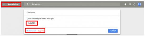 Faciliter la gestion des mails avec Inbox by Gmail - Filtrer les elements du libelle