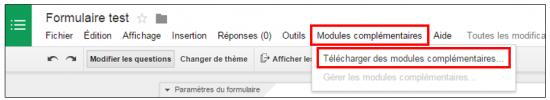Installer le module formLimiter