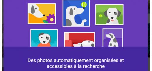 02 - Google Photos stockage gratuit et illimite de photos en ligne