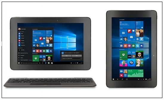 Les principales nouveautés de Windows 10 - La gestion des outils tactiles
