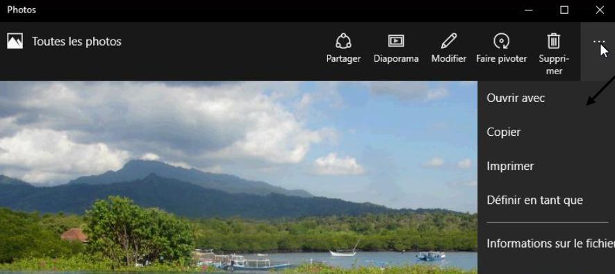 Gerer Ses Photos Avec Windows 10 Je Me Forme Au Numerique