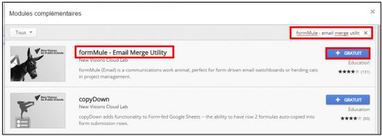 Télécharger le module FormMule email merge utility