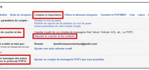 Utiliser Gmail Pour Consulter Sa Messagerie Orange