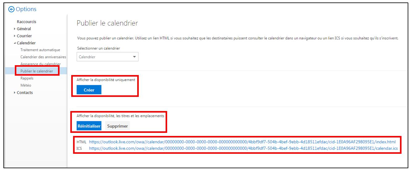 Supprimer Calendrier Outlook.Gerer Son Agenda Avec Le Calendrier Outlook D Office Online