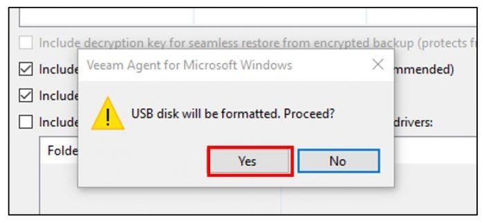 Créer une clé USB de démarrage