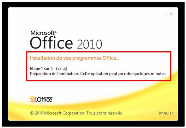 télécharger office 2010 gratuit français