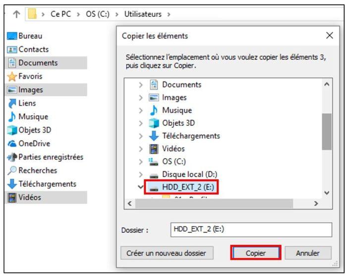Récupérer mot de passe wifi enregistré windows 10