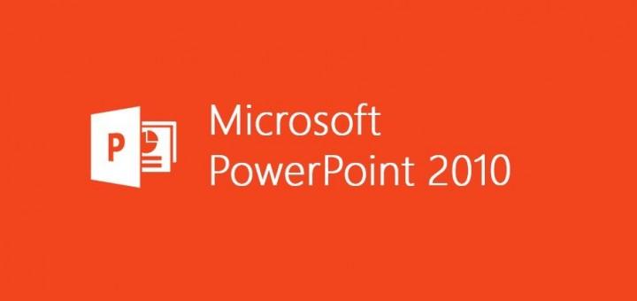 PowerPoint 2010 - les bases d un logiciel de presentation