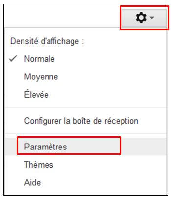 01 - Sauvegarder sa messagerie Gmail avec Gmail Backup - parametrer Gmail