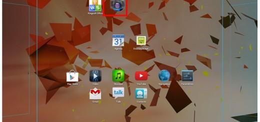 Decouverte et utilisation des tablettes tactiles Android - ajouter des icones et widgets a l ecran d accueil