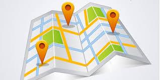 creer un trajet a velo avec Google Map