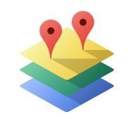 creer une carte personnalisee avec Google Map - logo