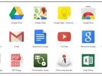 Utiliser les applications sur Google Chrome