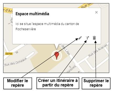 05 - creer une carte personnalisee avec Google Map - modifier un repere