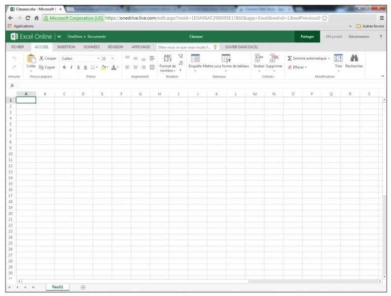 Utiliser les applications sur Google Chrome - Utiliser une application web dans un onglet Google Chrome