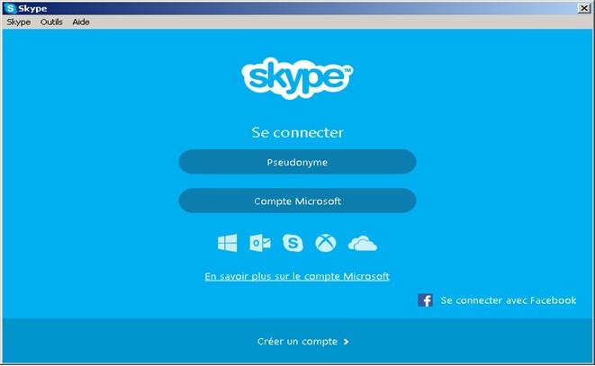 10 - Skype communiquez gratuitement avec vos contacts - revenir sur le programme skype