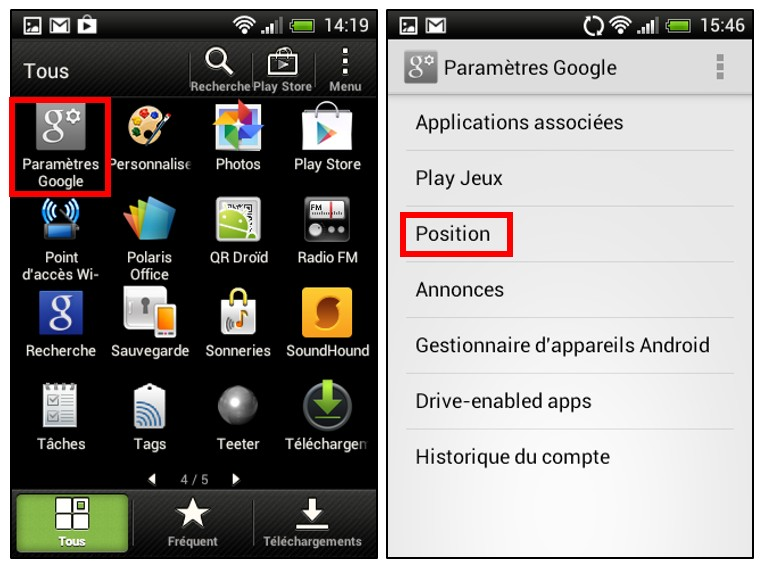 02 - creer des albums photos depuis son mobile avec Google Histoires - parametrer son smartphone