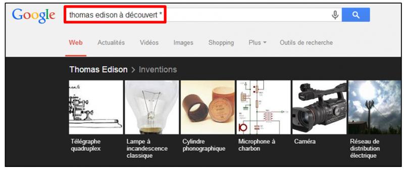 Tutoriel - gagner du temps dans ses recherches Google - Afficher la fin d une requete