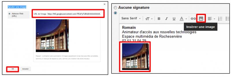 Signature automatique