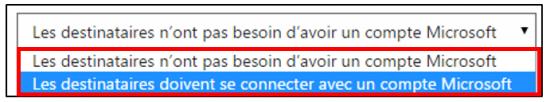 decouverte du traitement de texte Word Online - type d utilisateur pour acceder au document