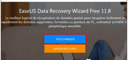 Télécharger EaseUS Data Recovery